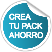 Oferta Pack 3x2 Fost Print Junior - Soria Natural - 20 viales