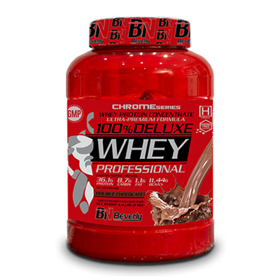 100% Deluxe Whey - Vanilla Cream  - Beverly - 2 kg.