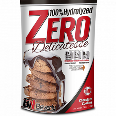 100% Hydrolyzed Zero Delicatesse - Chocolate Hazelnut Cream - Beverly - 1 kg.