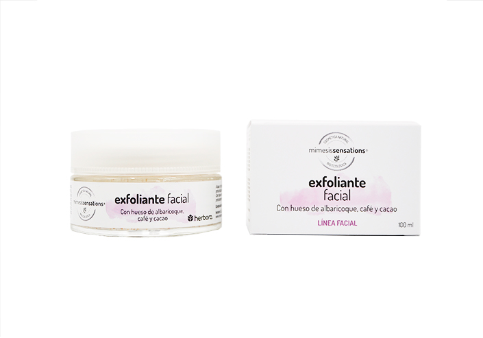 EXFOLIANTE FACIAL 100 ml