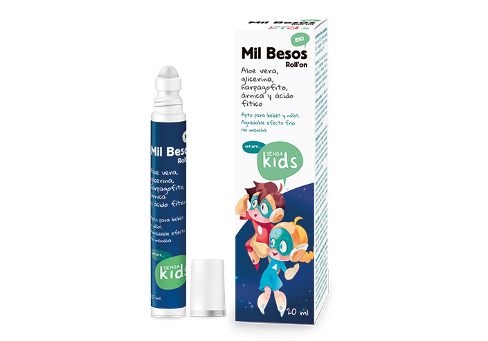 MIL BESOS ROLL ON 20 ml