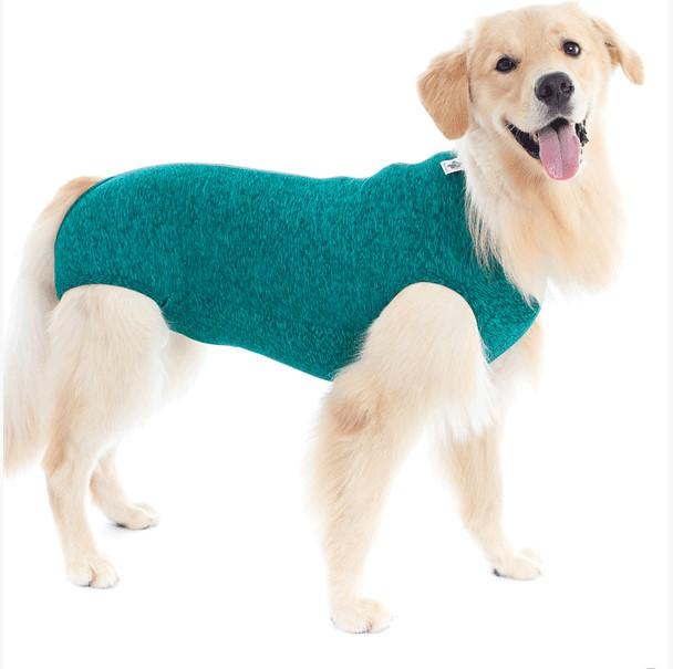 Petmed Ropa Post Quirurgico Perro Duo Dry T9 Verde