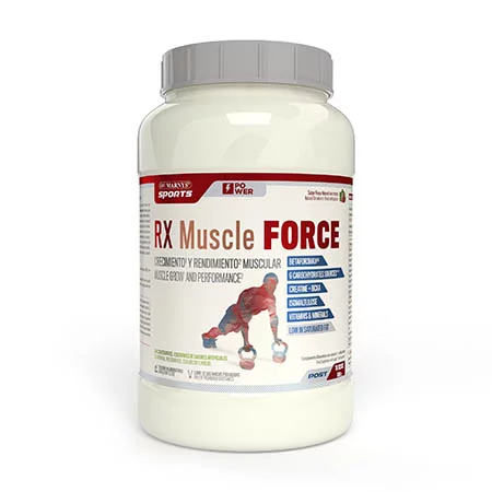 RX MUSCLE FORCE BOTE SPORTS 1800 GR