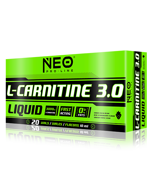 LCARNITINE 3 0 LIMALIMON  20 Viales 10 ml