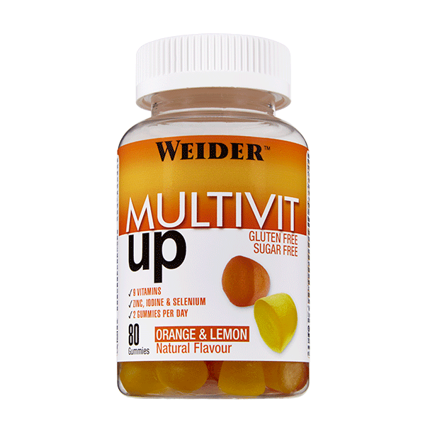ENERGY BOOST GUMMIES MULTIVIT 80 GOM.