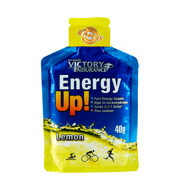 ENERGY UP GEL  LIMON 40 G