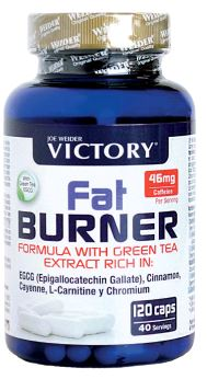 FAT BURNER (PACK DUO) 120 CAPS