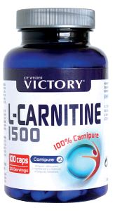 L-CARNITINE 1500 (PACK DšO) 100 CAPS