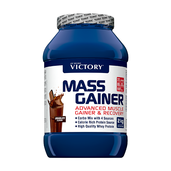 MASS GAINER CHOCOLATE  2 KG