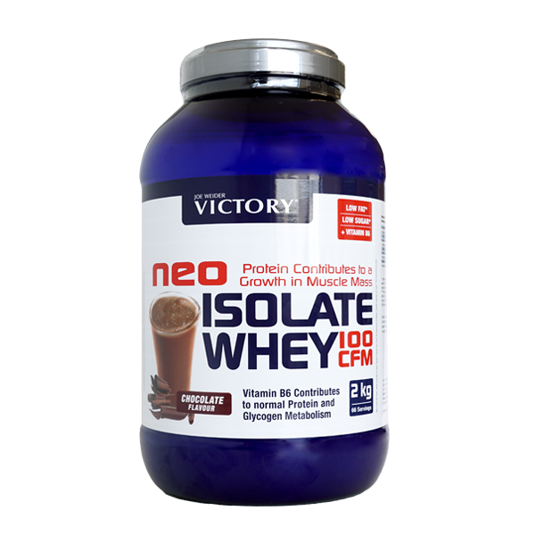 NEO ISOLATE WHEY 100 CFM CHOCOLATE 2,2 KG