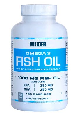 OMEGA 3 FISH OIL 180 Caps