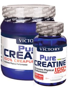 PURE CREATINE CAPS (PACK DUO) 120 CAPS