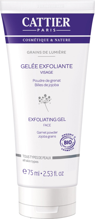 GEL EXFOLIANTE FACIAL 75 ml