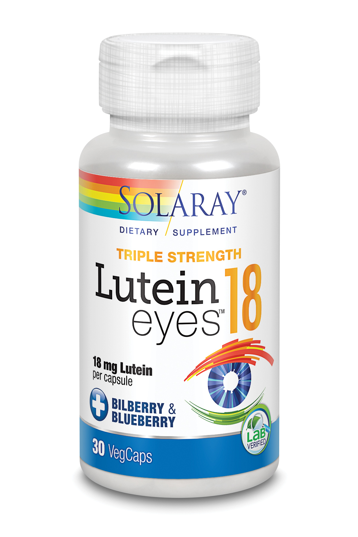 LUTEIN EYES 18 mg 30 Vcaps