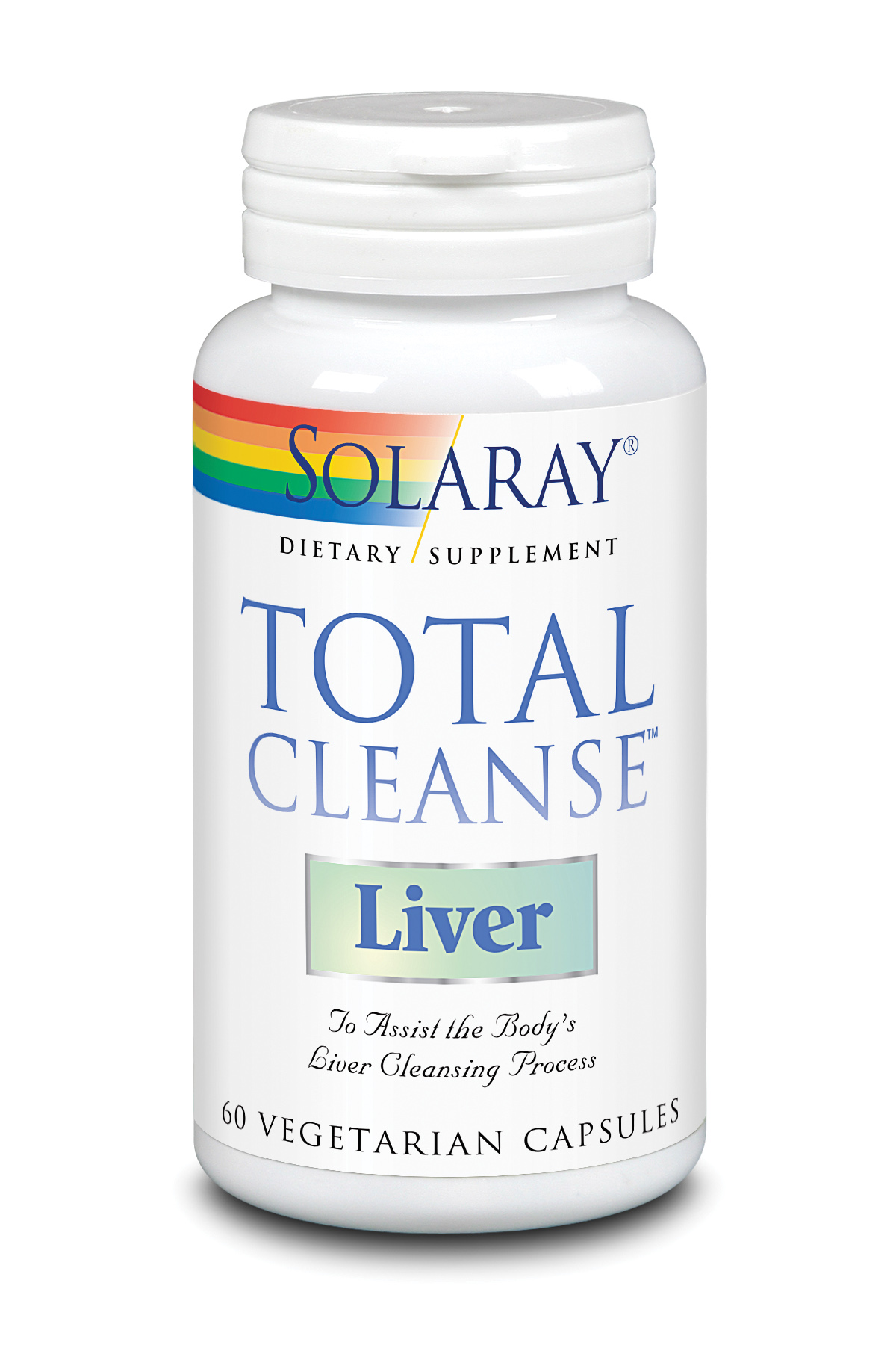 TOTAL CLEANSE LIVER 60 Vcaps