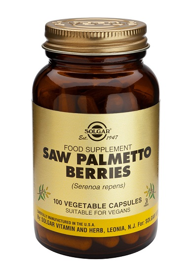 SAW PALMETTO BERRIES 100 Vcaps