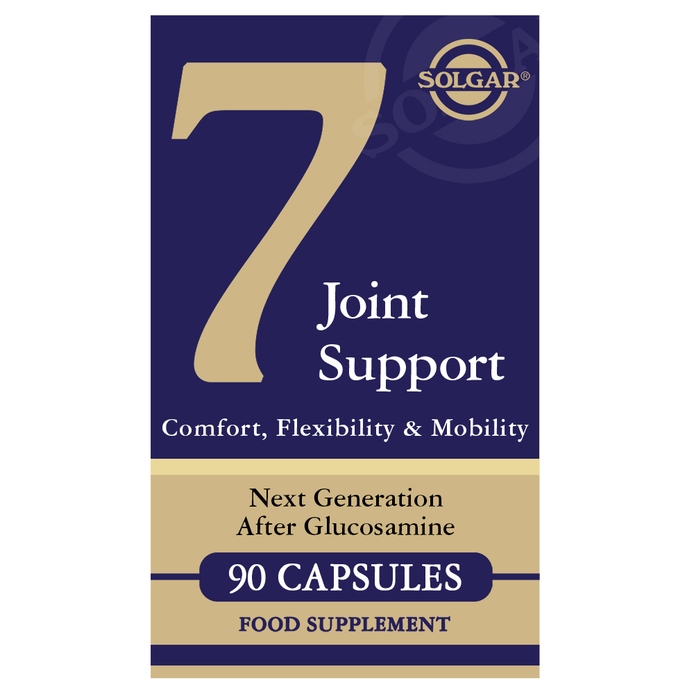 SOLGAR 7 JOINT SUPPORT&COMFORT 90 Vcaps