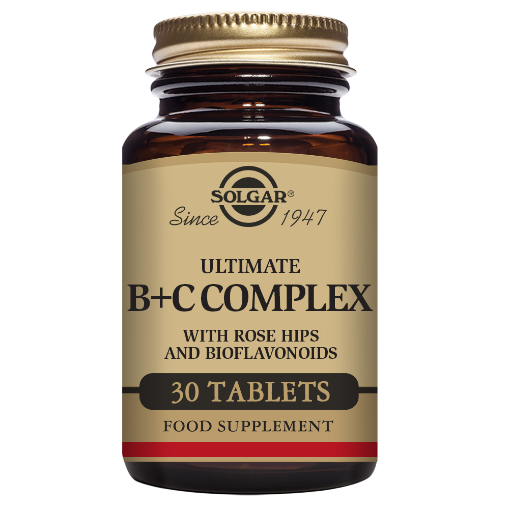 ULTIMATE B + C COMPLEX 30 Comp