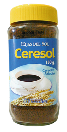 CERESOL (CAFE DE CEREALES ) 150 gr