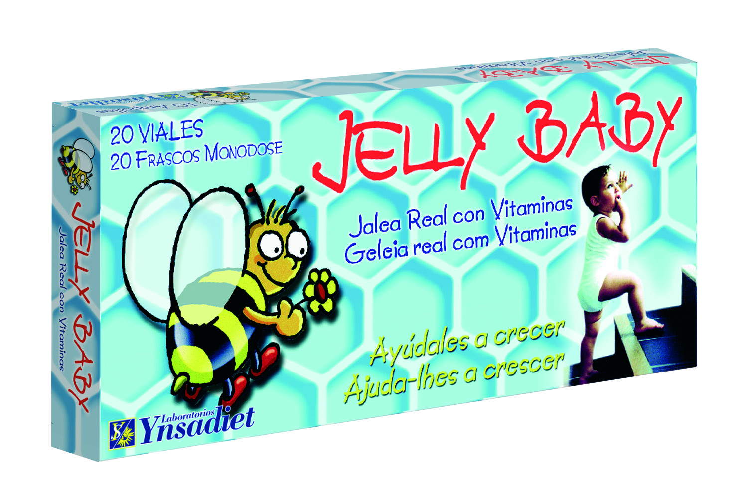 JELLY BABY 20 Viales