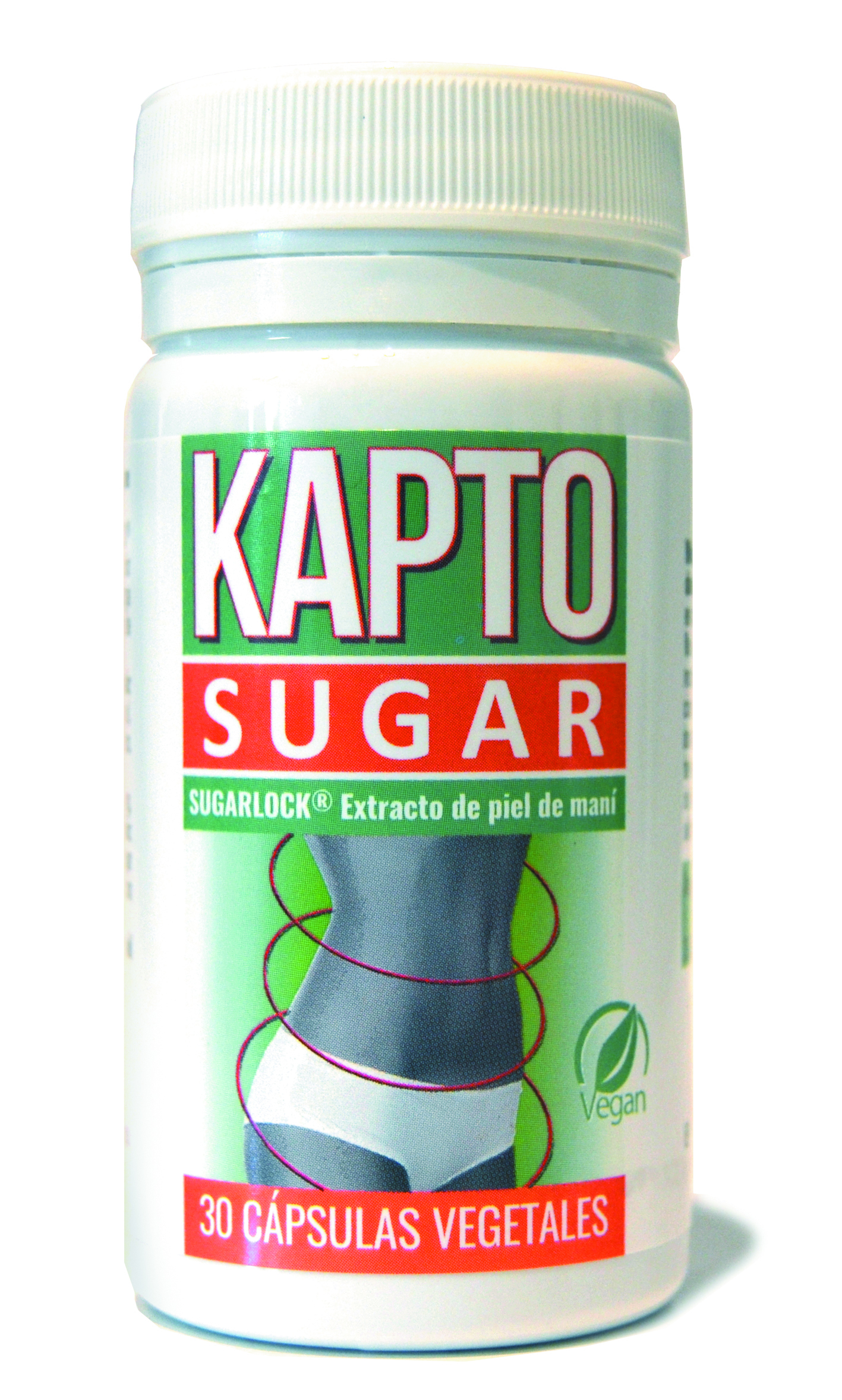 KAPTO SUGAR 30 Caps VEGETAL
