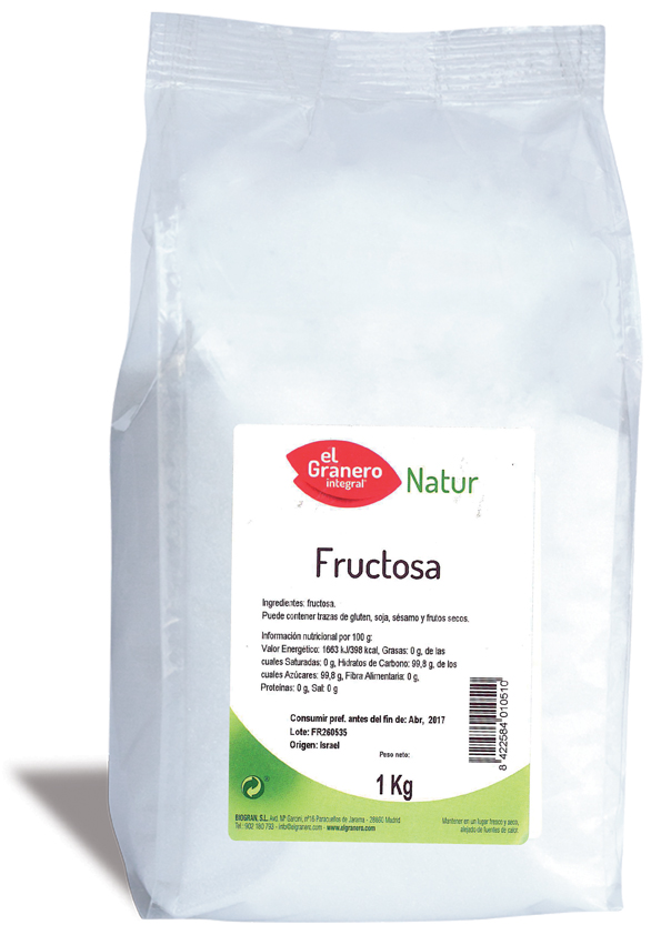FRUCTOSA 1 KG