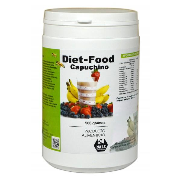 DIET FOOD CAPUCCINO 500 gr