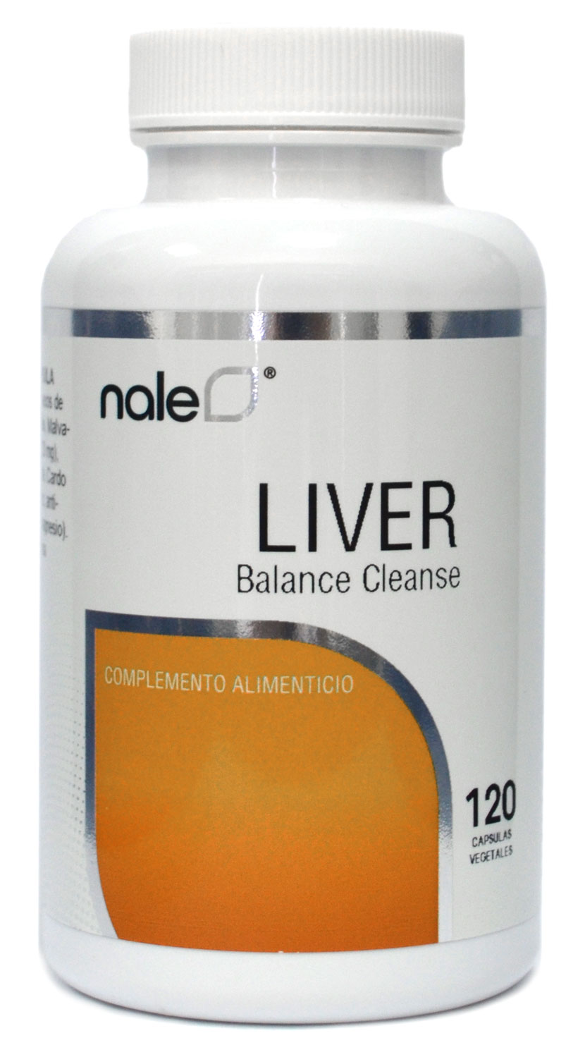 LIVER BALANCE CLEANSE 120 Caps 455 mg