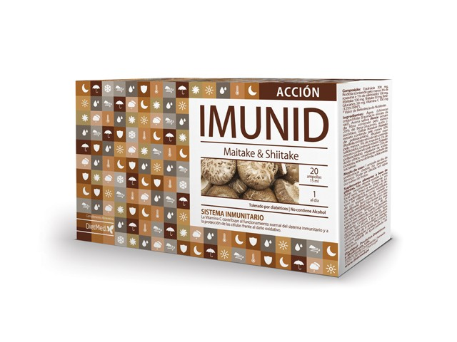 Imunid Protect - Dietmed - 30 comprimidos