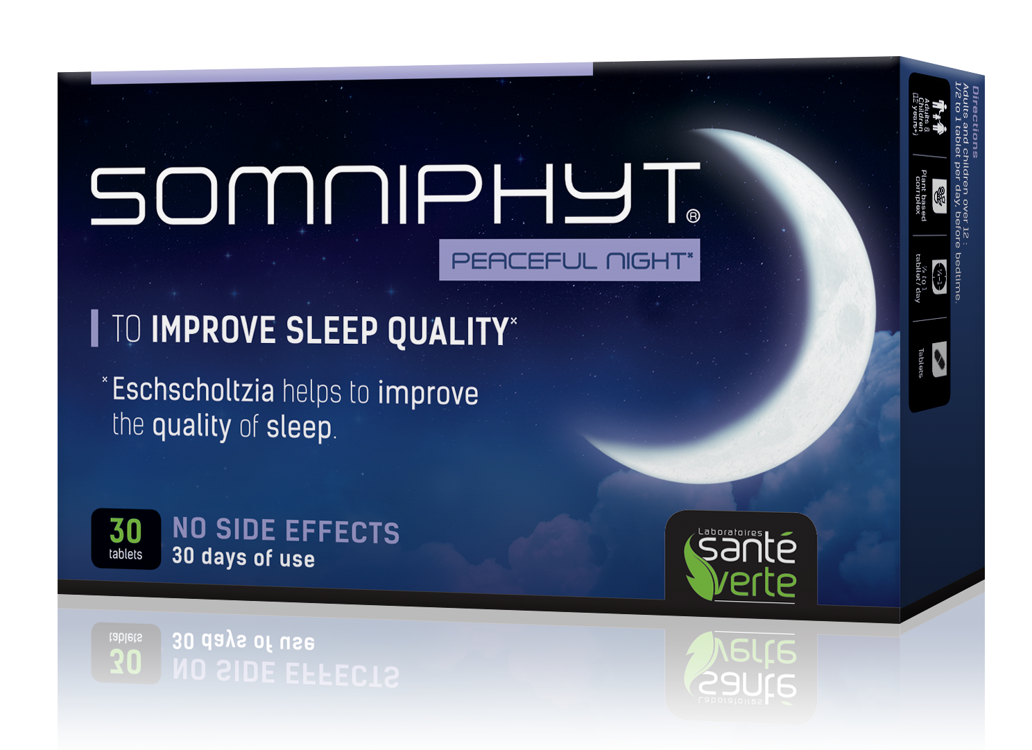 SOMNIPHYT 30 BUENAS NOCHES 30 Comp