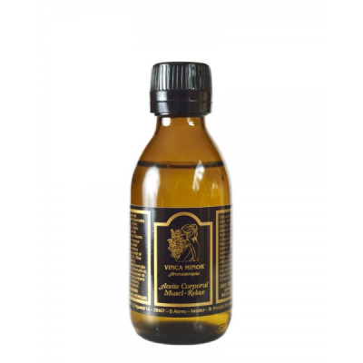 Aceite Corporal Muscl-Relax 150 Ml