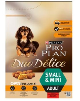Pro Plan Canine Adult Duodelice Small Pollo 2,5kg