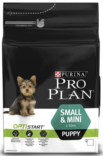 Pro Plan Canine Puppy Small Start 3kg