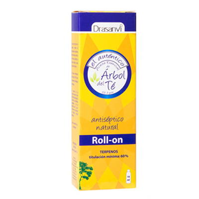 Aceite de Árbol de Te Roll-on- Drasanvi - 10 ml.