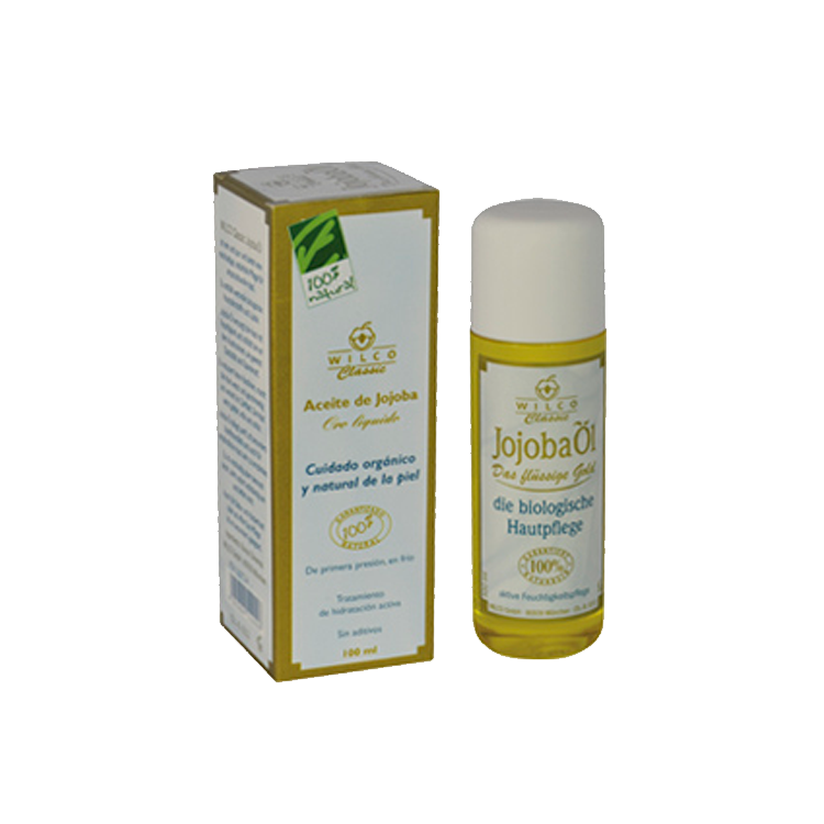 Aceite de Jojoba - 100% Natural - 100 ml.