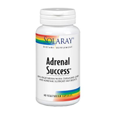 Adrenal Success - Solaray - 60 cápsulas