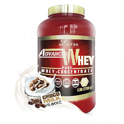 Advanced Whey Choco Milk - NutriSport - 2200 gramos