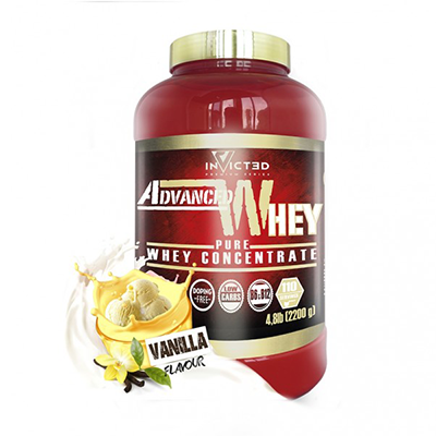 Advanced Whey Vainilla - NutriSport - 2200 gramos