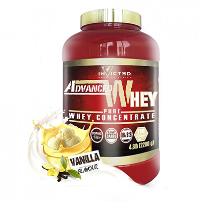 Advanced Whey Vainilla - NutriSport - 907 gramos
