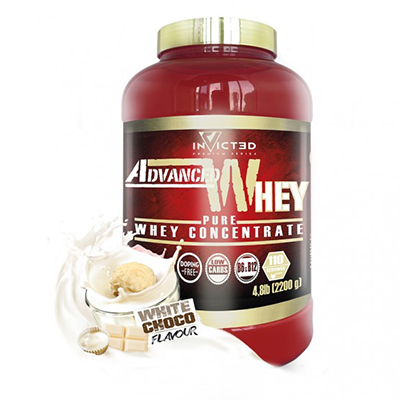 Advanced Whey White Chocolate - NutriSport - 2200 gramos