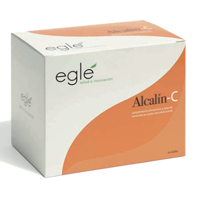 Alcalin-C - Eglé - 30 sticks