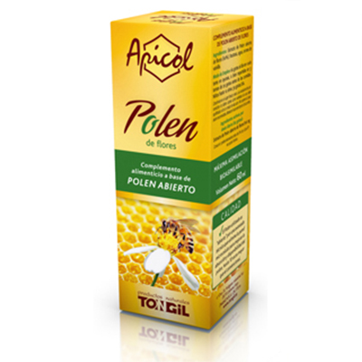 Apicol - Polen - Tongil - 60 ml.