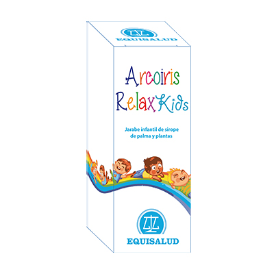 Arcoiris Relax Kids - Equisalud - 250 ml.