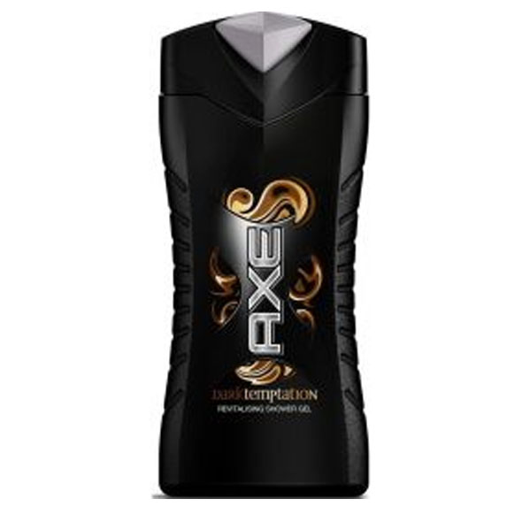 AXE gel - Dark Temptation - 250 ml.