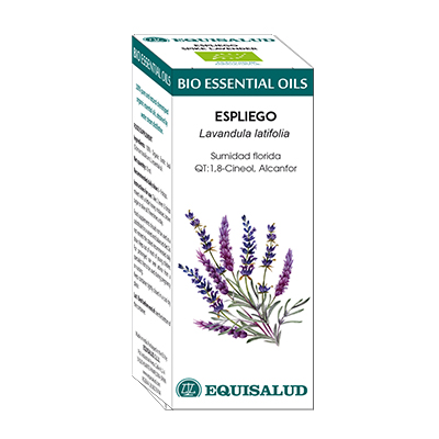 Bio Essential Oil Espliego - Equisalud - 10 ml.