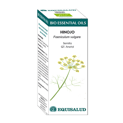 Bio Essential Oil Hinojo - Equisalud - 10 ml.