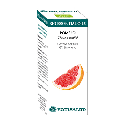 Bio Essential Oil Pomelo - Equisalud - 10 ml.