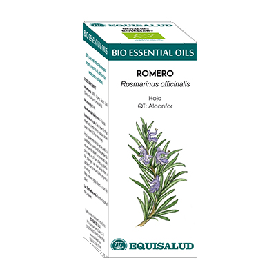 Bio Essential Oil Romero - Equisalud - 10 ml.