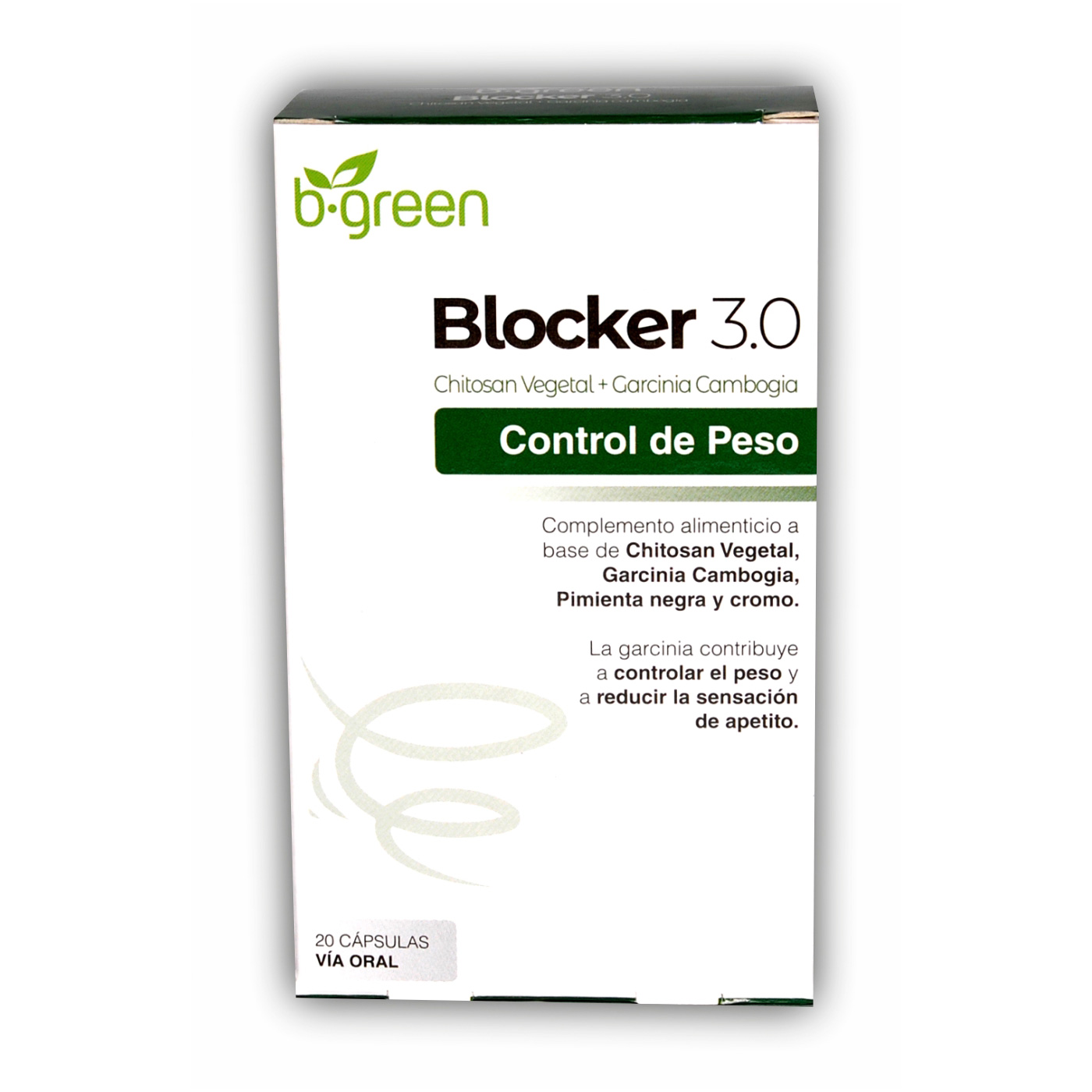 Blocker 3.0 - B'Green - 20 cápsulas