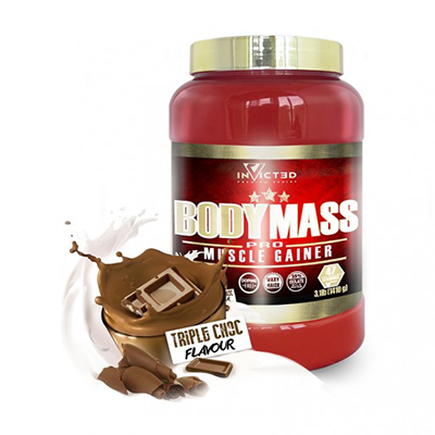 Body Mass Triple Choc - NutriSport - 1410 gramos